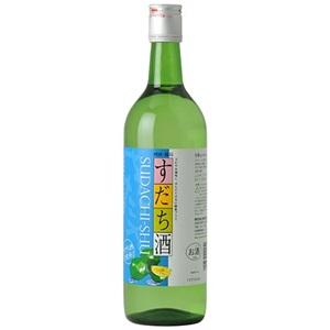 ●スーパーSALE● セール期間限定 リキュール メイルオーダー 本家松浦酒造 鳴門鯛 すだち酒 8度 1ケース 720ml瓶 12本入り