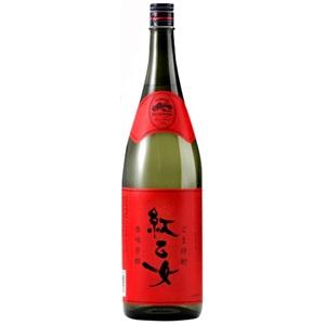 【胡麻焼酎】紅乙女酒造 胡麻焼酎 紅乙女 25度 1800ml(1.8L)瓶