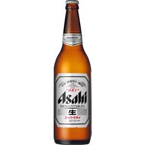 【ビール】【送料無料】アサヒスーパードライ 大瓶 633ml瓶 1ケース(20本入り)【(北海道・沖縄・離島の一部を除く)(北海道・沖縄はプラス2200円いただきます)】