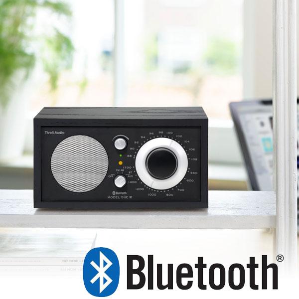 Model One BT(モデル・ワン ビーティー)Bluetooth対応モデル ブラック×ブラック ラジオ チボリ オーディオ【送料無料】【HLS_DU】