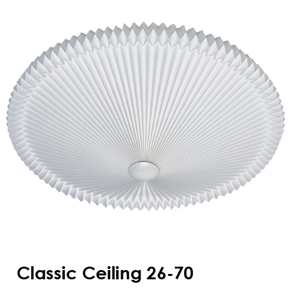 LE KLINT(レ・クリント)Classic Ceiling 26(クラシック・シーリング)70cm 北欧シーリングライト/デザイナーズ照明【送料無料】