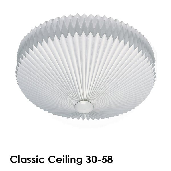 LE KLINT(レ・クリント)Classic Ceiling 30(クラシック・シーリング)58cm 北欧シーリングライト/デザイナーズ照明【送料無料】