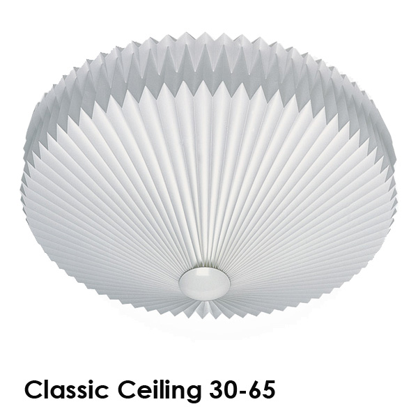 LE KLINT(レ・クリント)Classic Ceiling 30(クラシック・シーリング)65cm 北欧シーリングライト/デザイナーズ照明【送料無料】