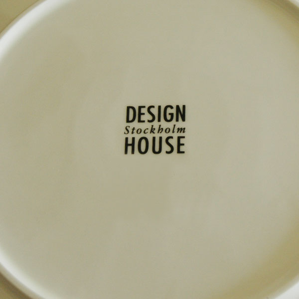blond coupe plate22cm design house stockholm design house stockholm dinner plates scandinavian kitchen - Dinnerware Design House Stockholm
