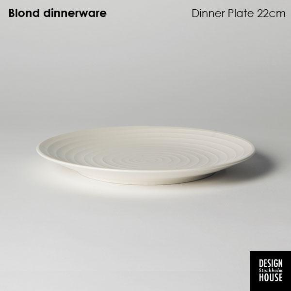 Blond Coupe Plate22cm DESIGN HOUSE stockholm (design House Stockholm) dinner plates-Scandinavian kitchen  sc 1 st  Rakuten & little-by-little | Rakuten Global Market: Blond Coupe Plate22cm ...