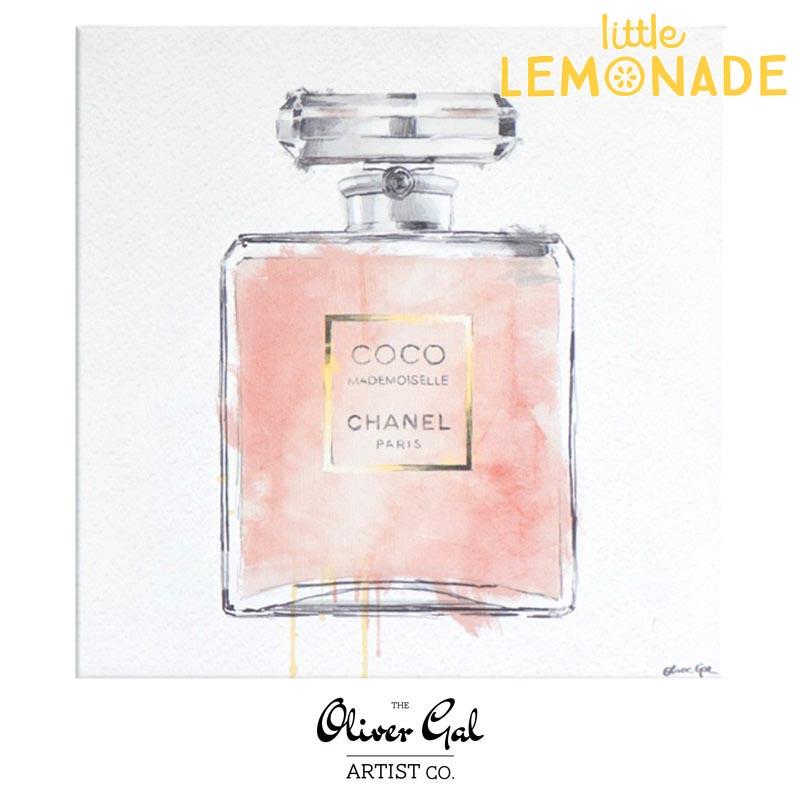 【Oliver Gal Art】 MADEMOISELLE / COCO CHANEL  (12068) オリバー・ガル アートボード リトルレモネード