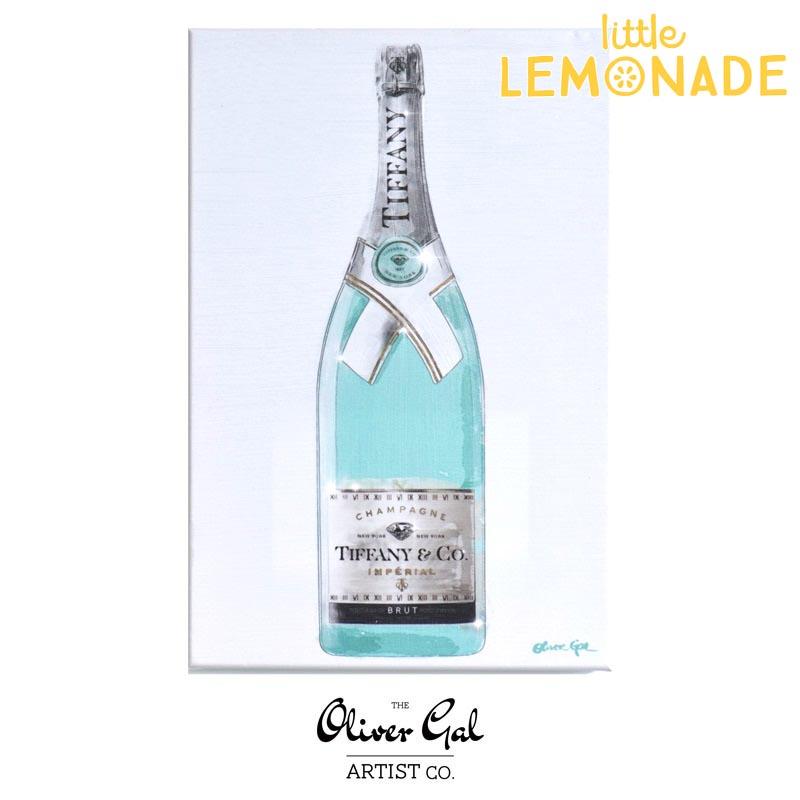 【Oliver Gal Art】Priceless Champagne / TIFFANY BLUE (18978) オリバー・ガル アートボード あす楽 リトルレモネード