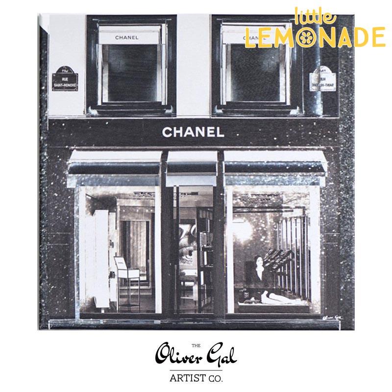 【Oliver Gal Art】MY FAVORITE STORE / CHANEL (11434) オリバー・ガル アートボード リトルレモネード