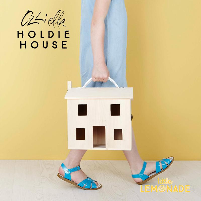 【Olli Ella オリエラ】HOLDIE HOUSE ドールハウス おままごと お人形 シンプル インテリア 子供部屋あす楽 リトルレモネード