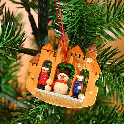 <title>一生の宝物 上質な木製オーナメント クリスマス用品 入荷しました 新品未使用正規品 Graupner:グラウプナー 街のオーナメント 雪だるま Christmas:クリスマスオーナメント</title>