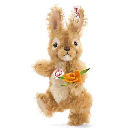 ★全品10倍&最大350円クーポン★【Steiff:シュタイフ】限定品:ニキラビットNiki rabbit, golden blond【楽ギフ_のし】