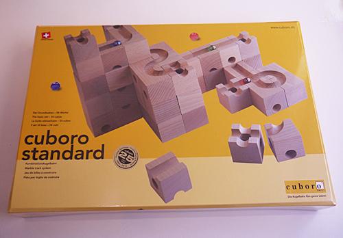 【先行予約・2020年11~12月入荷分!】キュボロcuboro:スタンダードセット正規輸入品