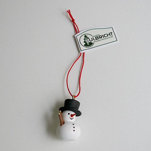 一生の宝物 上質な木製オーナメント 売買 クリスマス用品 年末年始大決算 入荷しました Christmas:クリスマスオーナメント ULBRICHT:ウルブリヒト ミニ小枝のスノーマン