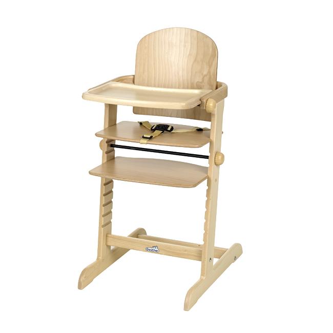 【家具】赤ちゃんの初めての木のイスキッドヒット ナチュラル【楽ギフ_のし】