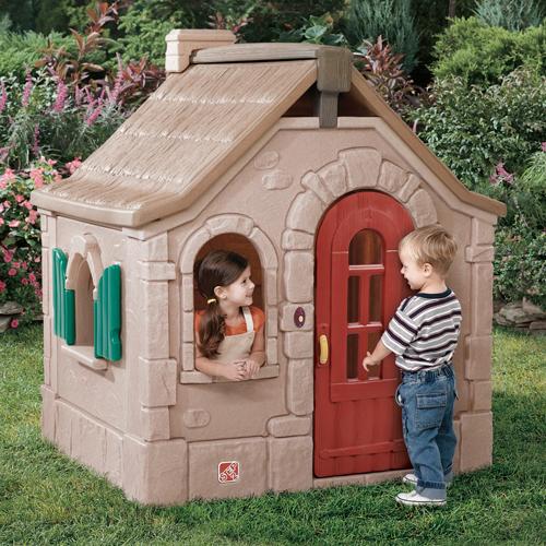 【STEP2】おとぎのくにの小さな家