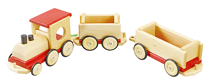 ★全品10倍&最大350円クーポン★【木のおもちゃ】BE-機関車