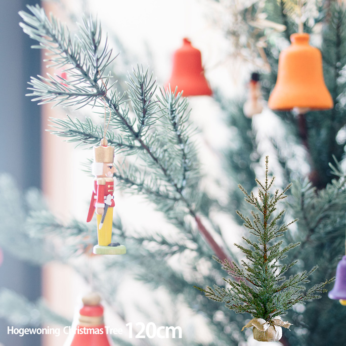 【クリスマス用品】 HW・ホーゲボーニング:ナチュラルパインツリー120H[ Christmas:クリスマスツリー ]