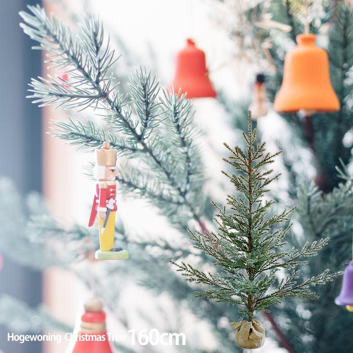 【クリスマス用品】 HW・ホーゲボーニング:ナチュラルパインツリー160H[ Christmas:クリスマスツリー ]