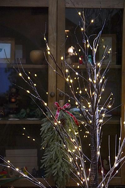 ★エントリーで全商品10倍!★ 【クリスマス用品】ブランチツインクルライトツリー180cm/144球[ Christmas:クリスマスオーナメント ]