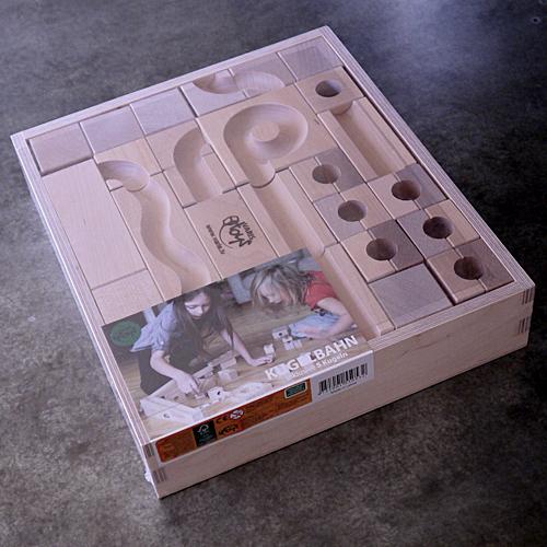 ★全品10倍&最大350円クーポン★【Varis Toys:ヴァリストイズ】キャッスルラビリンス・51ピース木箱入り