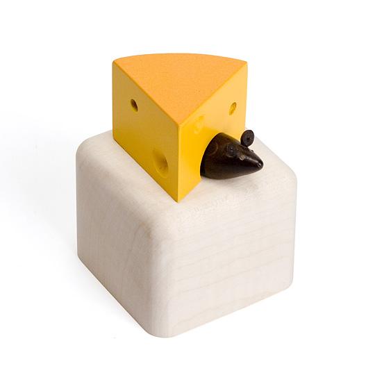 ★全品10倍&最大350円クーポン★キーナー オルゴール【チーズ】