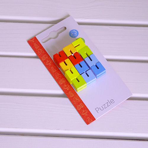 知育玩具 形 色 造形 現金特価 ランキング総合1位 プチギフトに人気 木のおもちゃ ポケットキューブ 入荷しました