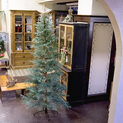 【クリスマス用品】ブルーノーブルツリーH210[ Christmas:クリスマスオーナメント ]
