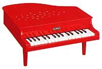 ★全品10倍&最大350円クーポン★ミニピアノ32鍵RED【楽ギフ_のし】