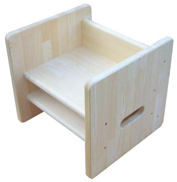 国産の上質な子ども家具 全品送料無料 木遊舎 ちびっこチェア 限定価格セール 白木 楽ギフ_のし ステップ4