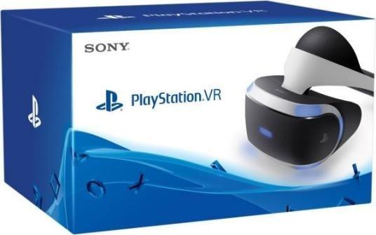 【入荷済み】PlayStation VR PlayStation Camera同梱版 CUHJ-16001  /プレイステーション PS4