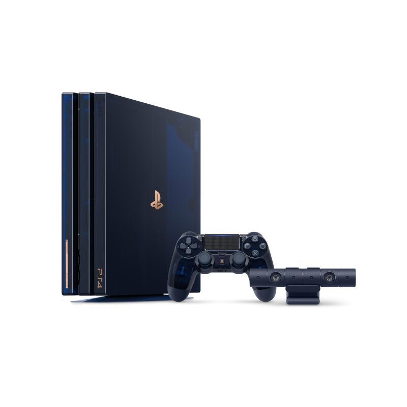 出産祝い 【入荷済み Limited 500】PlayStation4 Pro 500 Million Limited Edition CUH-7100BA50 Million 5万台限定, ウッディハウス:e9e3bcce --- essexadvan.co.uk