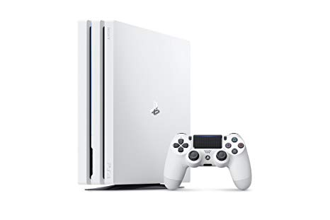 PlayStation 4 Pro グレイシャー・ホワイト 1TB (CUH-7100BB02) /PS4 プレイステーション