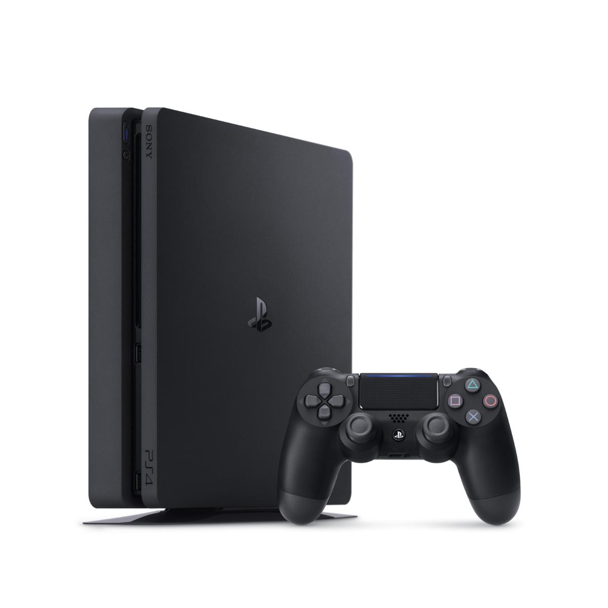 【在庫あり】新品 PlayStation 4 ジェット・ブラック 1TB (CUH-2200BB01) /PS4