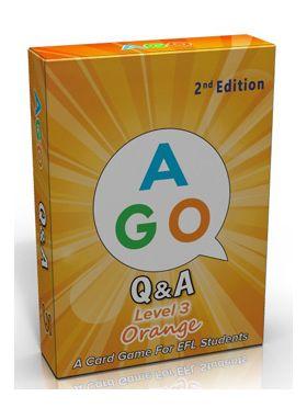 【小学生・中学生にオススメ 英語教材】エイゴ・オレンジ (Level 3) AGO Orange (Level 3)