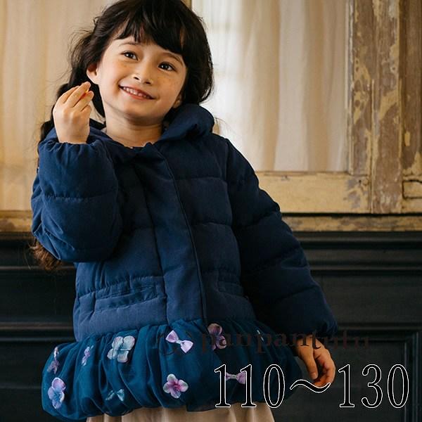 【女の子】100~120cm|かわいい防寒用コートは?