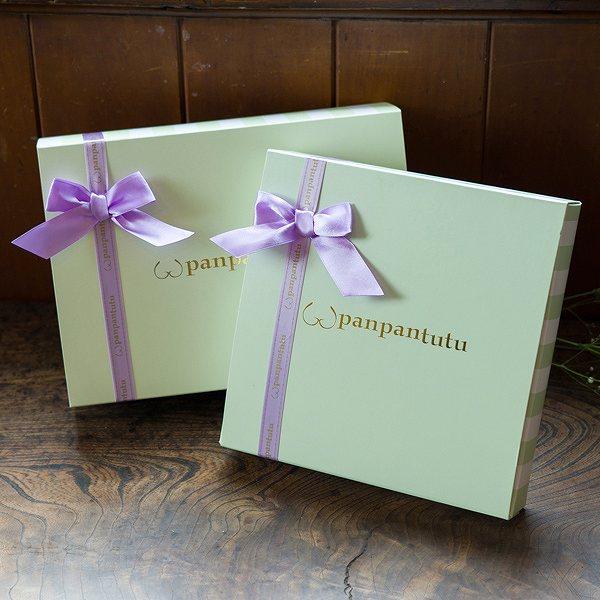 出産祝い 誕生日祝い ランキングTOP5 バースデー お気に入 ギフトボックス panpantutu パンパンチュチュギフトBOX panpantutu商品専用BOX