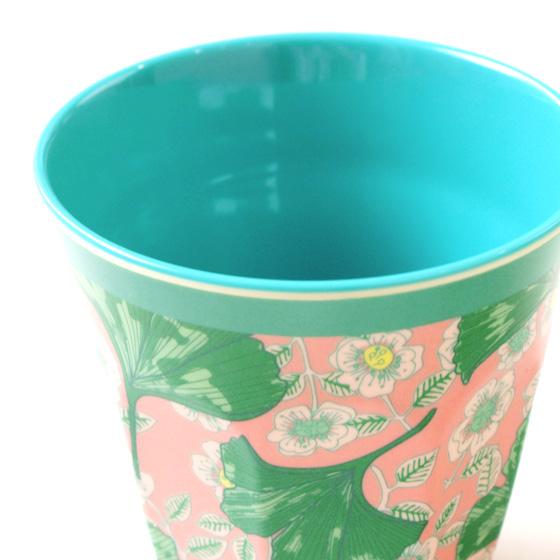 コップ プラスチック カップ メラミン 子供 歯磨き アウトドア スタッキング 割れにくい かわいい おしゃれ 北欧雑貨 輸入雑貨 北欧 デンマーク デンマーク rice ライス メラミンカップ リーブ&フラワー
