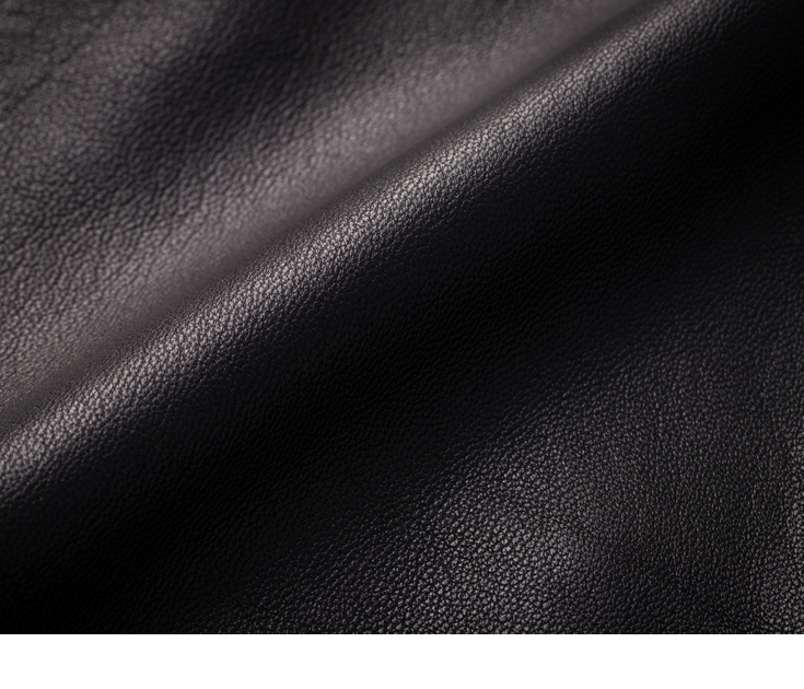 皮革夹克 ★ 49 %OFF! ★ 全新男士外套皮夹克外套皮革洗皮革 ウィングネックシングルライ 打皮革外套、 夹克、 皮革夹克