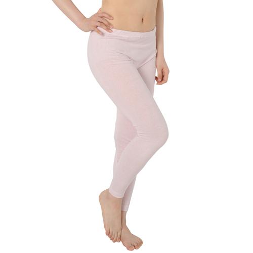 激安 激安特価 送料無料 贈呈 くず繭を使用したシルク100%インナーウェア― シルクノイル肌着 婦人スラックス下 10分丈