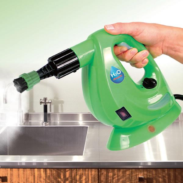 ハンディ スチームクリーナー グッズ 8点セット H2O FX 軽量 デラックスセット 大掃除 グリーン レッド スチーマー 掃除 年末 大掃除 グッズ 軽量 コンパクト, Panasonic Store:14fc561a --- officewill.xsrv.jp