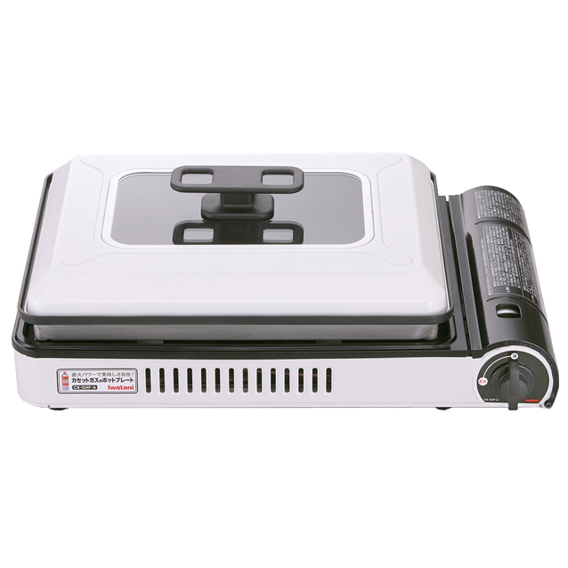 イワタニ カセットガスホットプレート 焼き上手さんα カセットコンロ ガスコンロ 卓上 鍋 鉄板 代金引換不可