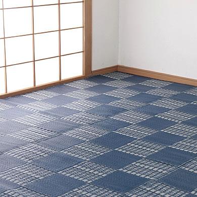 日本アトピー協会推薦 ダニが寄り付きにくいカーペット ウィード 本間8畳 インテリア カーペット ラグ マット ラグ Sweetie/スウィーティ