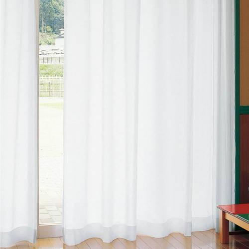【送料無料】【プライバシーレース】セミ・ オーダーカーテン