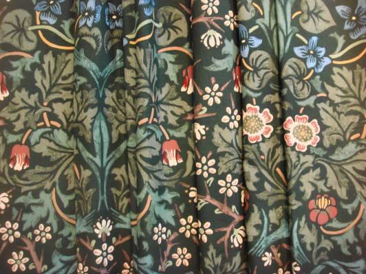 ウィリアムモリスWilliam Morrisの人気の10柄から選べるオーダーカーテン (MLミディアム・ロング)サイズ