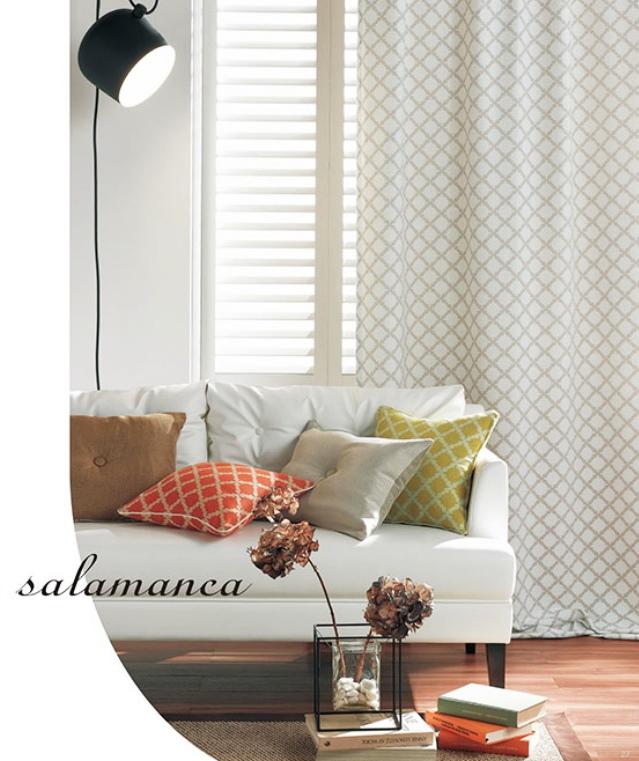 フェデFEDEカーテン SALAMANCA サラマンカRC113 オーダーカーテン 幅182cm
