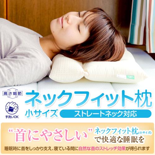 肩こり・首こり・猫背をともなうストレートネック専用枕 【スローコアフルパックEX】