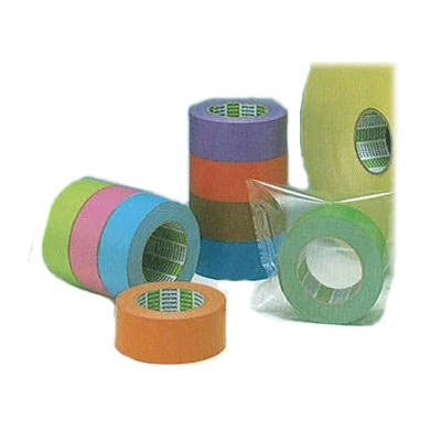 【送料無料】テープ 着色クラフトテープ  50m(長さ)*50mm(幅)50巻 KC-200【P5】【MK】