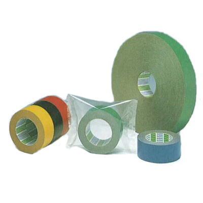 品質保証 送料無料 着色クラフトテープ 50m 長さ 授与 50mm 幅 P2 KC-100 50巻 MK