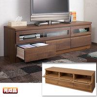 【送料無料】TVボード150幅 ナチュラル 国産品 完成品AV収納【P10】【MK】