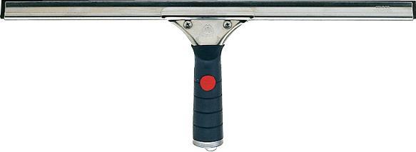 プロも認める業務用高性能ガラスワイパー オンライン限定商品 山崎産業 実物 プロテックグラススクイジーステンレス400mm